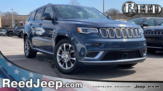 2020 JEEP Grand Cherokee Summit 4x4