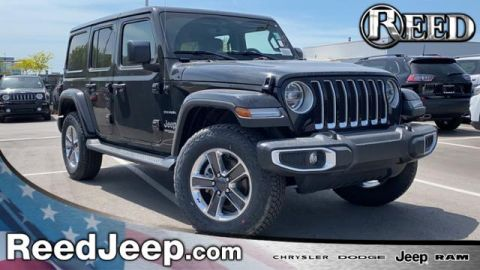 2020 JEEP Wrangler North Edition 4x4