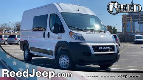 2020 RAM ProMaster 2500 High Roof 136 WB