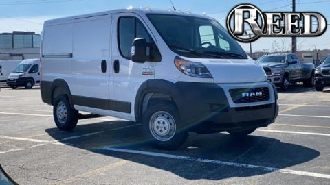 New 2020 RAM ProMaster 1500 Low Roof 118 WB