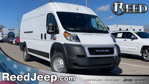 2020 RAM ProMaster 3500 High Roof 159 WB EXT